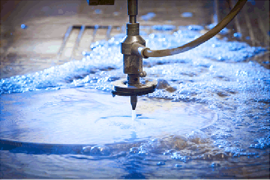 Hydromachining - Arrow Precision Technology Water Jet